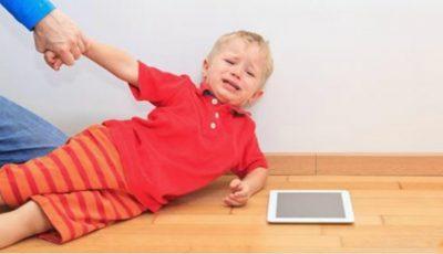 Copiii care fac des crize de nervi au șanse mai mari să devină adulți bogați