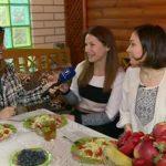 Foto: Sărbătoarea de Paște, acasă la Galina Tomaș!