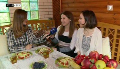 Sărbătoarea de Paște, acasă la Galina Tomaș!