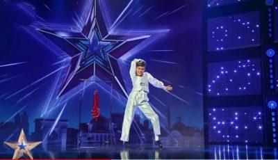 """Un băiețel de 12 ani a uimit publicul de la ,,Românii au Talent""""! Video"""