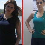 Foto: A slăbit 9 kilograme și e mândră de rezultatul ei!