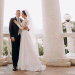 Foto: Carolina Gurun și Anatol Balan s-au căsătorit departe de ochii lumii