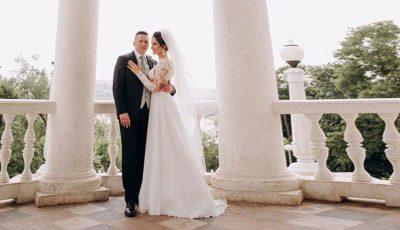 Carolina Gurun și Anatol Balan s-au căsătorit departe de ochii lumii