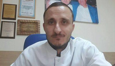Neonatologul Mihai Stratulat revine la activitatea sa medicală