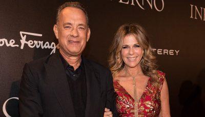 Sfaturi de la Tom Hanks pentru o căsnicie fericită!
