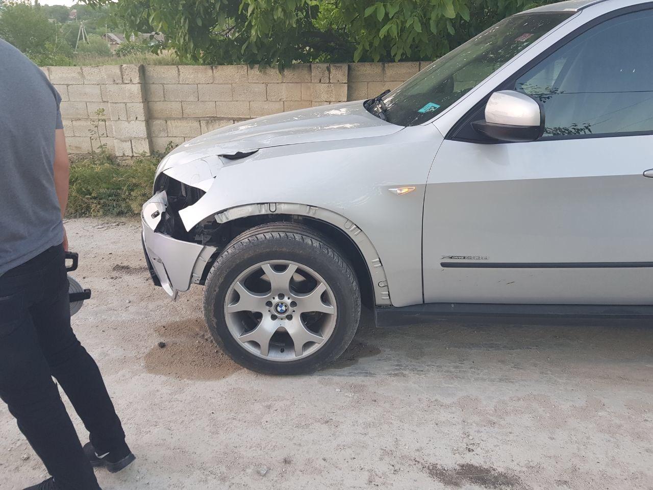 Foto: O fetiţă din Căușeni a fost tamponată mortal de maşina unui prieten de familie