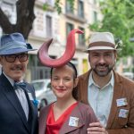 Foto: Moldoveanul Vlad Straticiuc se numără printre cei mai buni designeri de pălării din întreaga lume
