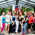 Foto: O nouă ediție a Taberei de Detox cu Galina Tomaș și Dinu Dabija