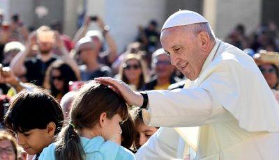 Papa Francisc, despre avort: E ca angajarea unui asasin plătit!