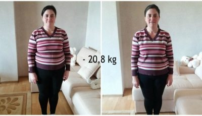 Super plan! Cum scapi de 20 de kilograme în 3 luni