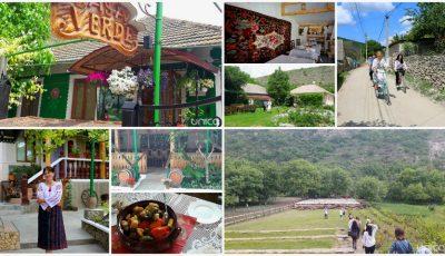 Destinații de vis și gazde ospitaliere la pensiunile din rezervația Orheiul Vechi – locația Festivalului DescOperă!