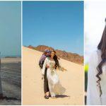 Foto: Irina Tarasiuc și Serghey Kovalsky au filmat un videoclip în Egipt! Video