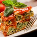 Foto: Lasagna cu spanac