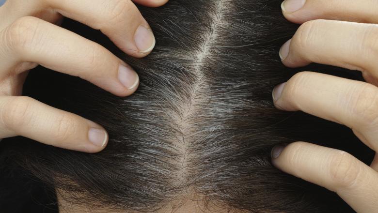 Legătura dintre părul alb și sănătatea noastră