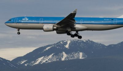 Gigantul aerian care traversează zilnic oceanul, folosind ulei de gătit