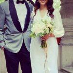 Foto: O interpretă de la noi s-a căsătorit pe 9 mai!