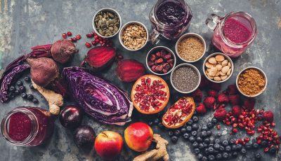 Lista celor mai bogate alimente în antioxidanți
