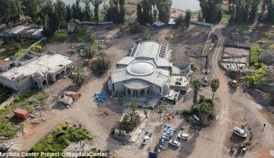 (FOTO) A fost descoperită o sinagogă unde a predicat Iisus!