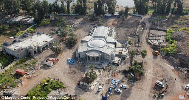 Foto: (FOTO) A fost descoperită o sinagogă unde a predicat Iisus!