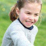 Foto: Prinţesa Charlotte împlinește astăzi 4 anișori! Vezi fotografiile oficiale publicate de Casa Regală