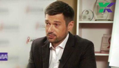 Ruslan Poverga relatează, în cadrul campaniei #COOLtivămSănătatea, cum s-a infectat cu HIV/SIDA și cum reușește să ducă o viață normală