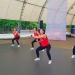 "Foto: Echipa Unica Sport a promovat stilul activ de viață la ,,NO Rest OM Fest 2019""!"