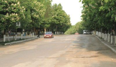 O fetiță de 10 ani din Sângerei, a fost accidentată grav în timp ce traversa strada