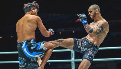 Un moldovean a devenit campion la arte marțiale mixte în Singapore
