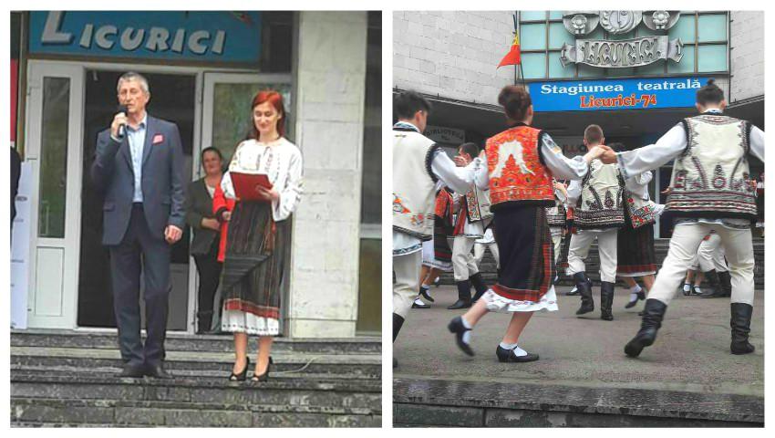 Foto: La mulți ani! Maestrul-coregraf Antip Țarălungă a împlinit, astăzi, 70 de ani!