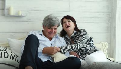 Secretele din dormitorul cuplului Constantin și Valentina Moscovici