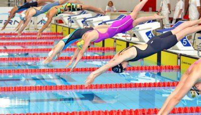 O basarabeancă a câștigat Campionatul Național al României la Înot
