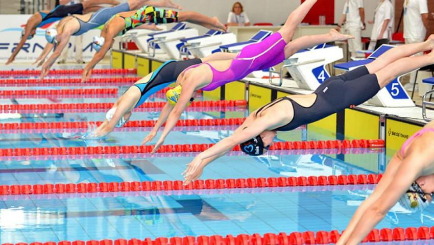 Foto: O basarabeancă a câștigat Campionatul Național al României la Înot
