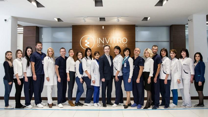"""Foto: Invitro Diagnostics lansează un spot publicitar cu un mesaj pozitiv """"Să ne auzim de bine"""""""