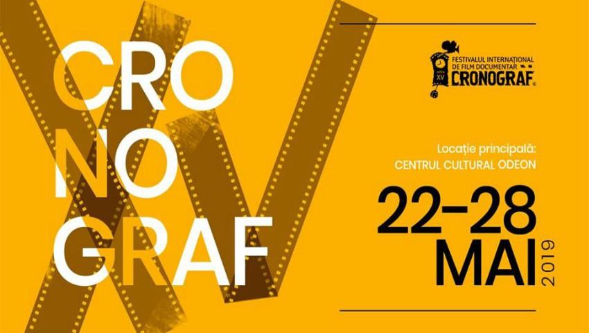 """Foto: Festivalul Internațional de Film Documentar Cronograf 2019 invită publicul la cinematograful ,,Odeon"""", la cea de-a 15-a ediție!"""