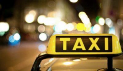 Video. Șoferul unui taxi din Capitală, surprins la volan în stare avansată de ebrietate după consum de droguri