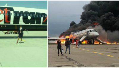 """O fostă stewardesă din Moldova vorbește despre catastrofa din Moscova și indiferența pasagerilor care și-au ,,salvat"""" bagajele"""