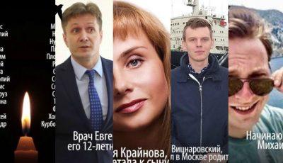 Cine sunt victimele tragediei de pe Aeroportul Șeremetievo. Video