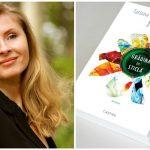 """Foto: Tatiana Țîbuleac a devenit câștigătoarea Premiului European pentru Literatură, cu romanul ,,Grădina de sticlă""""!"""