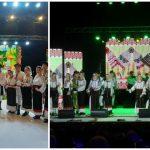 """Foto: Ansamblul ,,Crenguța de Iederă"""", condus de interpreta Maria Iliuț, a susținut un concert spectaculos la Chișinău!"""