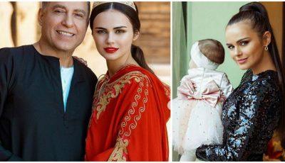 Soțul Xeniei Deli i-a invitat în Egipt pe părinții modelului, care locuiesc în Moldova