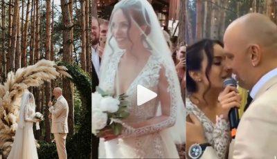 Nastya Kamenskyh și Potap au jucat nunta! Imagini fabuloase de la eveniment