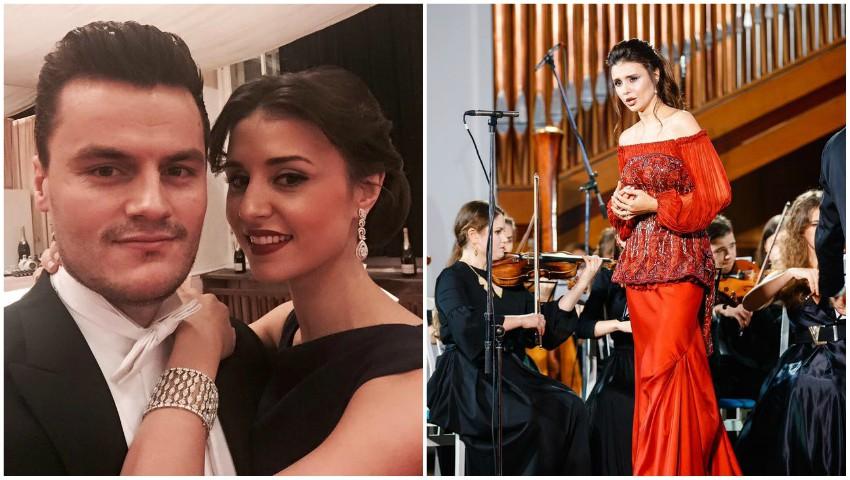 """Foto: Valentina Naforniță și Mihai Dogotari: """"Ne leagă jumătate de viață împreună"""""""
