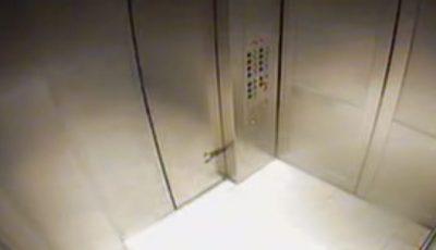 O femeie a rămas blocată într-un lift timp de 2 zile