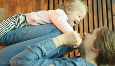 """Cum este să fii mama unui """"copil soare"""""""