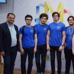 Foto: Elevii moldoveni au obținut nouă medalii la Olimpiada Balcanică la Matematică