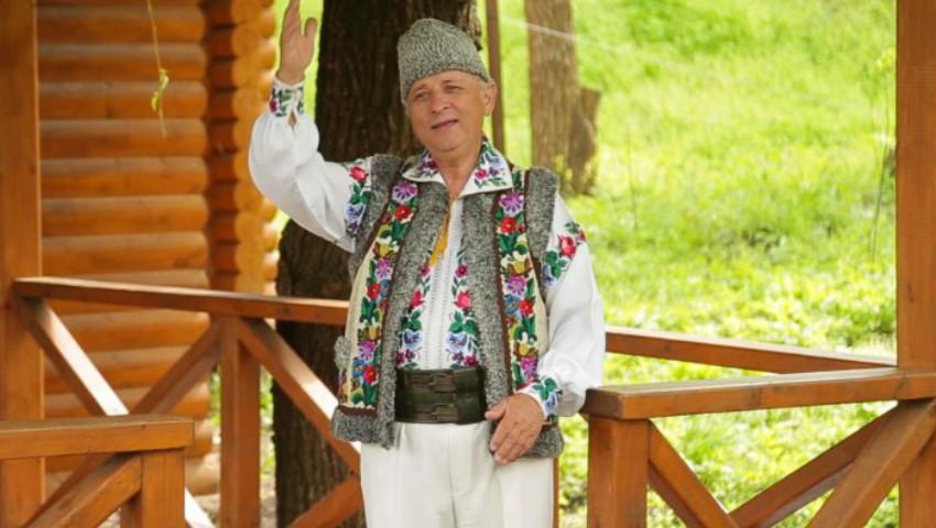 Foto: La mulți ani, pentru Nicolae Glib! Artistul împlinește astăzi 70 de ani