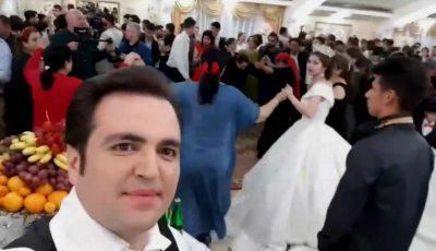 A fost veselie mare în nordul țării, la o nuntă țigănească de lux. Video