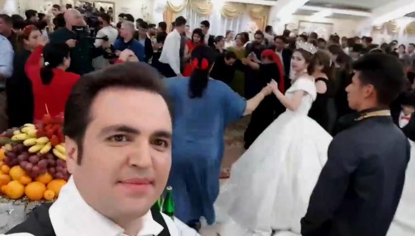 Foto: A fost veselie mare în nordul țării, la o nuntă țigănească de lux. Video