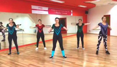 Video! Graviduțele de la Unica Sport îndeamnă viitoarele mămici să facă mișcare pe perioada sarcinii!