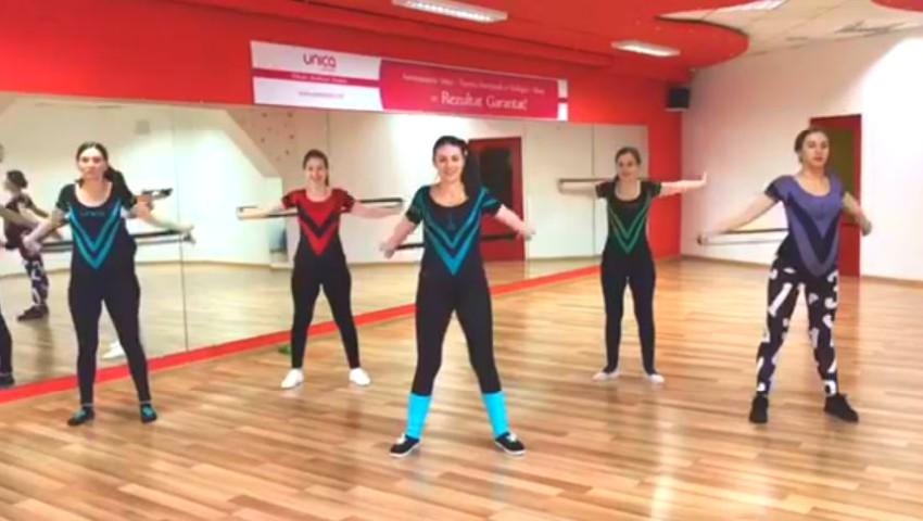 Foto: Video! Graviduțele de la Unica Sport îndeamnă viitoarele mămici să facă mișcare pe perioada sarcinii!
